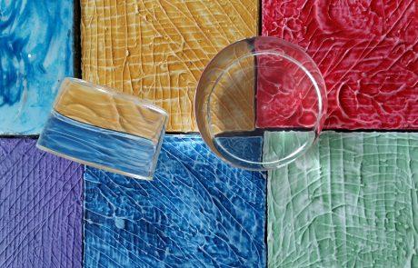 RV 731 Resina Cristallo - blocco